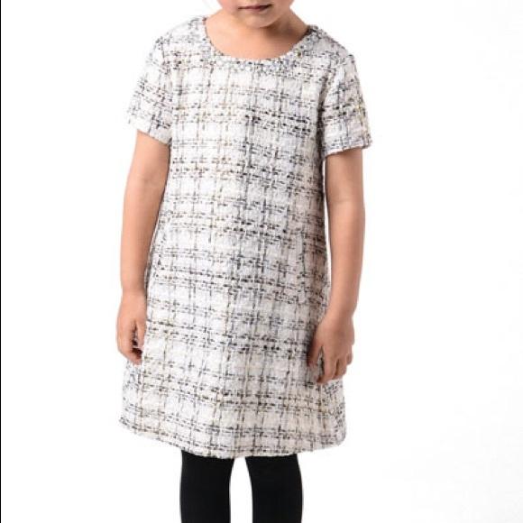 Imoga Other - TWOT Imoga Girls Tweed Dress